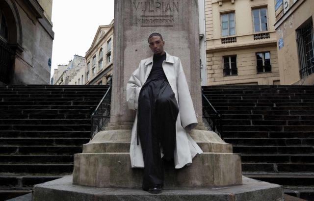 Saint Gervais Raincoat Gray - LR3