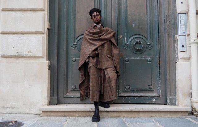 David Sidibe Hakama Checks 2 - LR3
