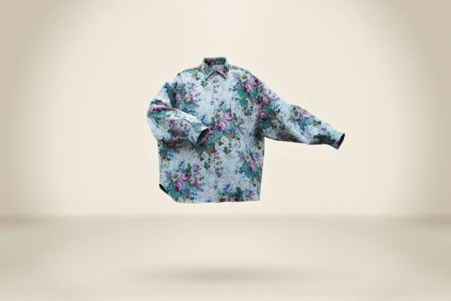 Tapestry Shirt - LR3