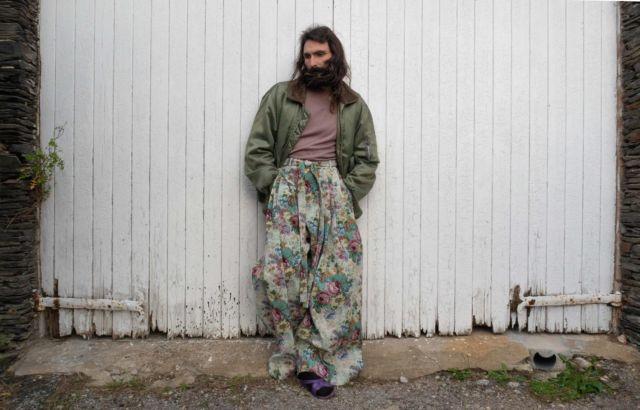 Gabriel Ventura Trousers Tapestry - LR3