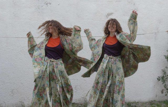 Rosa Tharrats Hakama Tapestry - LR3