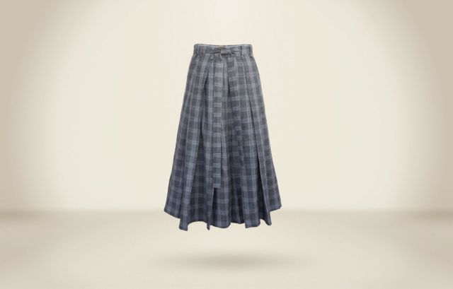 Checks 5 Hakama - LR3