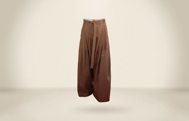 Dark Camel Trousers - LR3