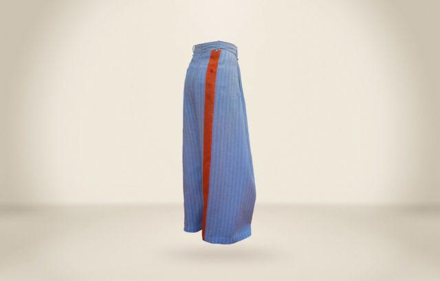 Javier Corrales Trousers Stripes 2 - LR3