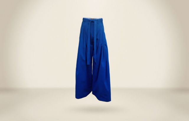 Cobalt Trousers - LR3