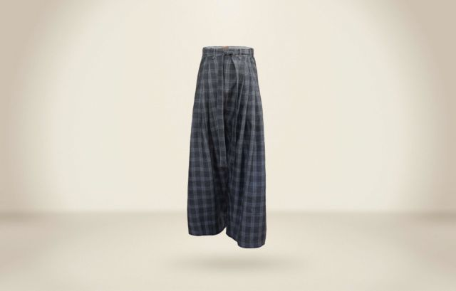 Checks 5 Trousers - LR3